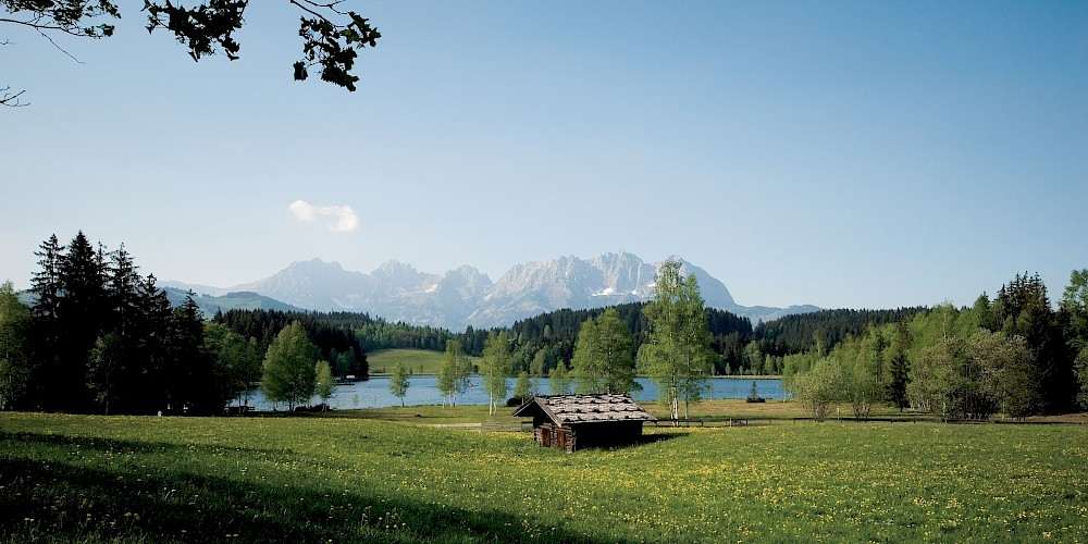 Summer at the Wilder Kaiser